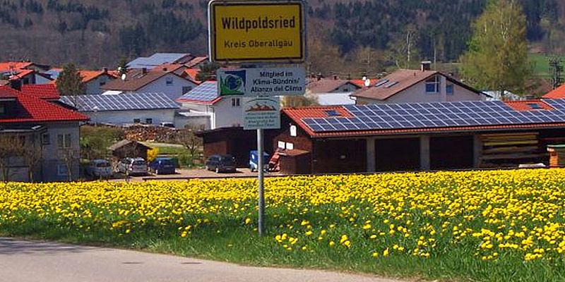 Comune di Wildpoldsried: Protettore del Clima