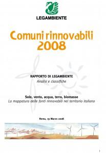 Microsoft Word - Comuni Rinnovabili2008.doc