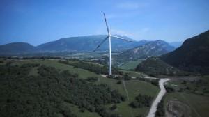 Parco eolico Rivoli Veronese