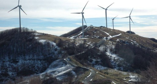 "Parco eolico ""Venti di Zeri"""