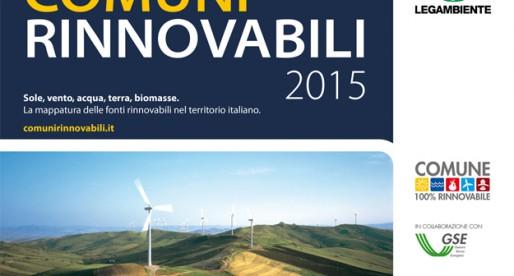 Il rapporto Comuni Rinnovabili 2015