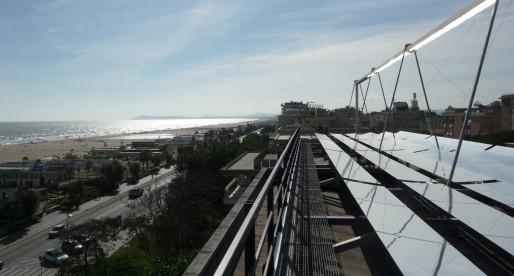 Solar cooling nella provincia di Rimini