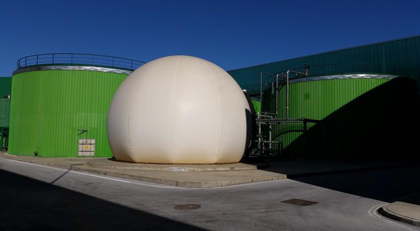 Sistema di compostaggio di Salerno