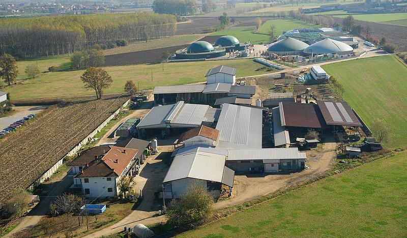 Biogas a Candiolo