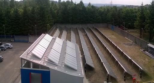 Varese: impianto solare termico per teleriscaldamento