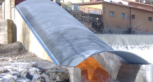 Impianto idroelettrico 'diffuso'
