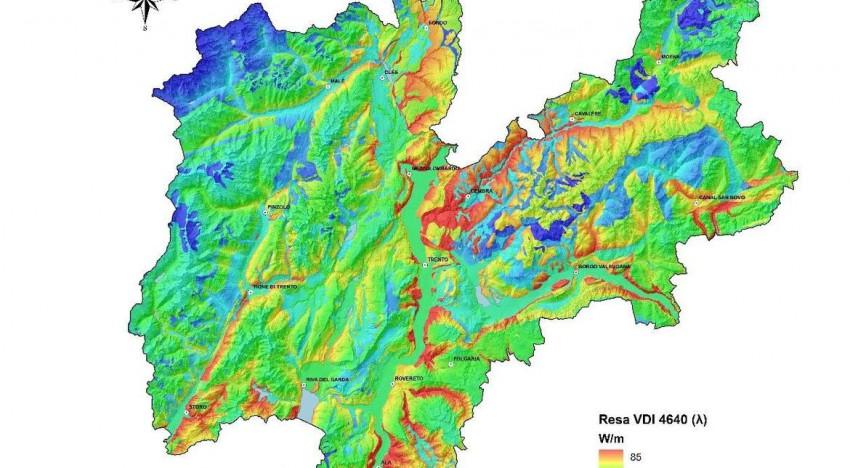 Progetto GEOTERM: Cartografia Geotermica Provinciale