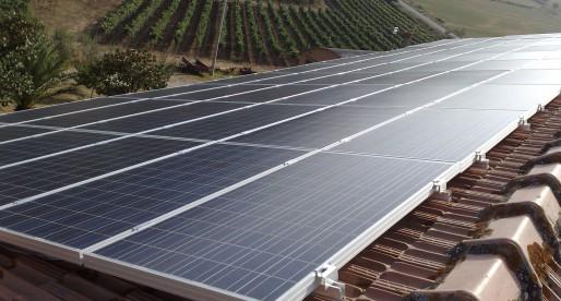 Fotovoltaico per il vino