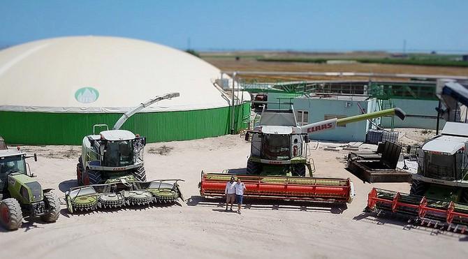 Società Agricola Arte: biogas ed economia circolare