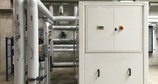 Pompa di calore idrotermica