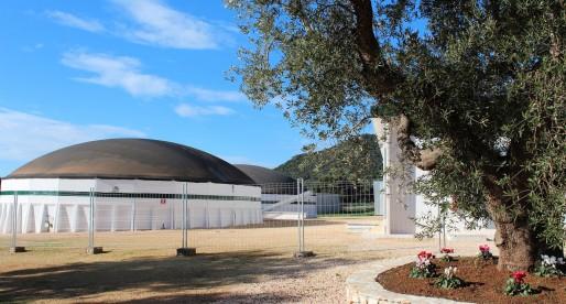 Biogas in masseria