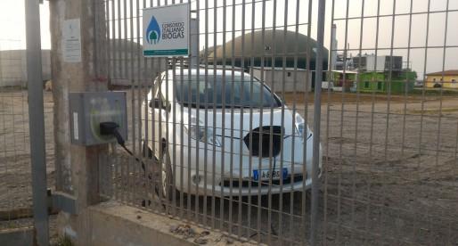 Biogas e mobilità elettrica