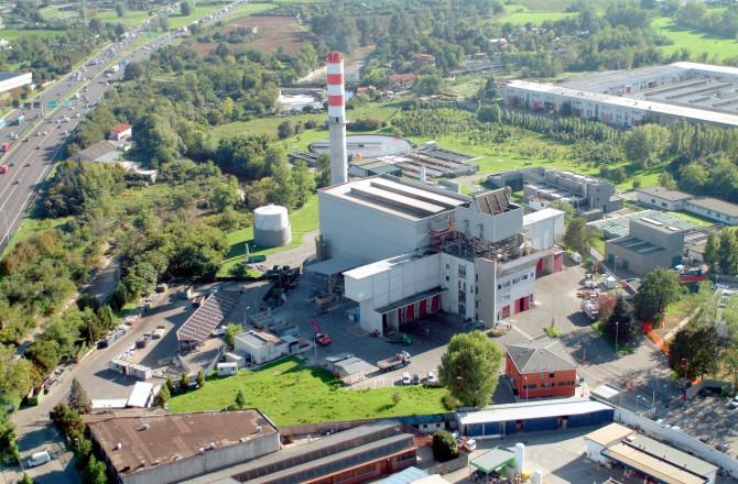 Biometano dalla depurazione delle acque