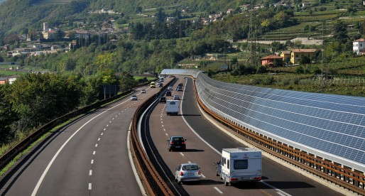 Fotovoltaico nelle infrastrutture stradali