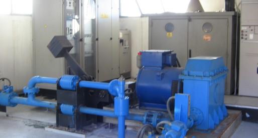 Centralina idroelettrica