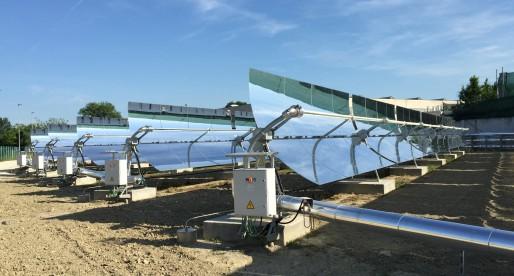 Piattaforma Energetica Villa Selva