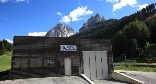 CEP – Consorzio Elettrico Pozza Di Fassa