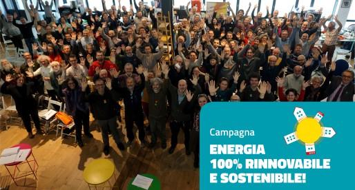 Energia 100% Rinnovabile e sostenibile