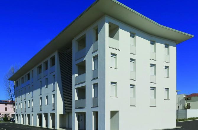 Nearly Zero Energy  Building Social Housing