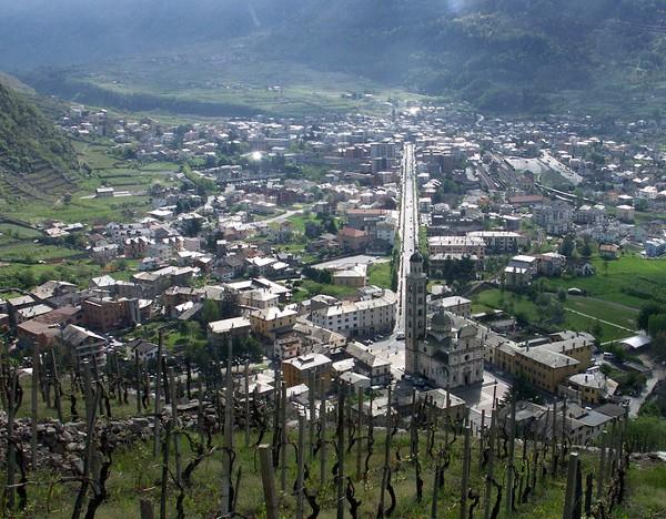 Comunità energetica Alpina di Tirano