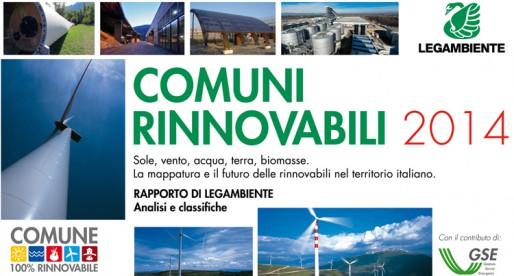 Comuni Rinnovabili 2014