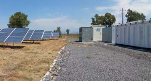 Sistema di accumulo e fotovoltaico