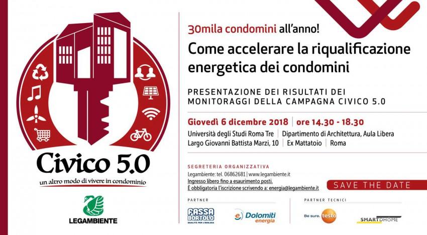 CIVICO 5.0 – 30mila condomini all'anno!