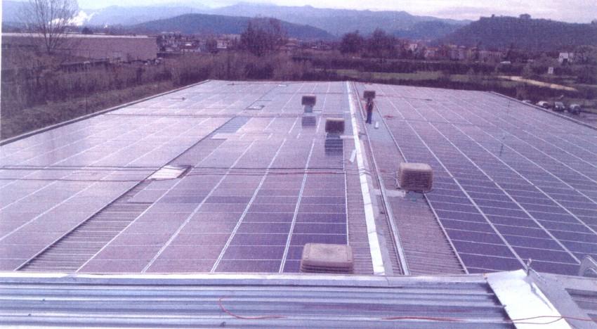 Solare nel Comune di Sora