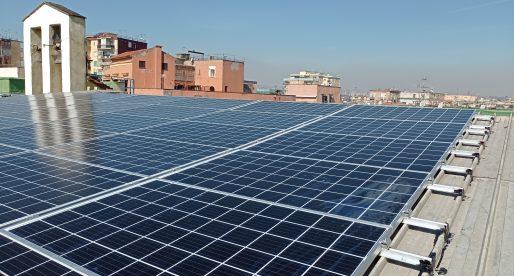 Comunità Energetica e Solidale di Napoli Est