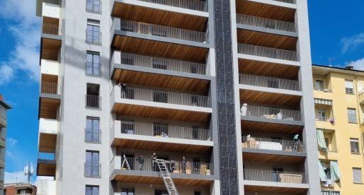 Condominio in Via Bardonecchia a Torino